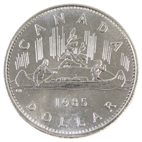 1985 Canada Nickel Dollar UNC+ (MS-62)
