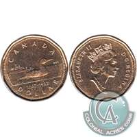 1992 Canada Loon Dollar Brilliant Uncirculated (MS-63)