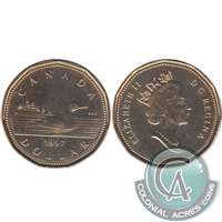 1997 Canada Loon Dollar Proof Like (Mint Set Issue Only)