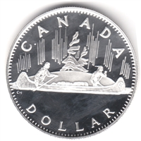 2003 Canada Coronation (1953-2003) Dollar Proof (removed from set)