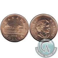2006 Canada Logo Loon Dollar Brilliant Uncirculated (MS-63)