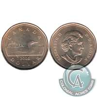 2008 Canada Loon Dollar Brilliant Uncirculated (MS-63)
