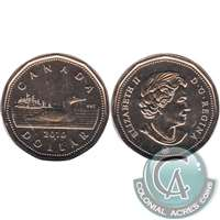 2010 Canada Loon Dollar Proof Like
