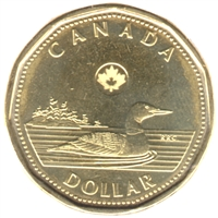 2012 Canada New Generation Loon Dollar Brilliant Uncirculated (MS-63)