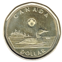 2013 Canada Loon Dollar Brilliant Uncirculated (MS-63)