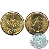 2014 Oh Canada Dollar Brilliant Uncirculated (MS-63)