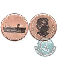 2014 Canada Old Generation Loon Dollar Specimen