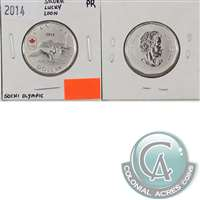 2014 Canada Silver Lucky Loon Dollar Proof