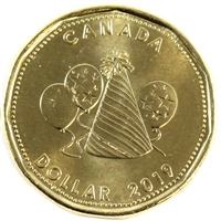 2019 Birthday Canada Dollar Brilliant Uncirculated (MS-63)