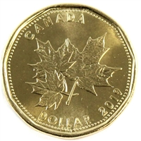 2019 Oh Canada Canada Dollar Brilliant Uncirculated (MS-63)