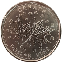2020 Oh Canada Dollar Brilliant Uncirculated (MS-63)
