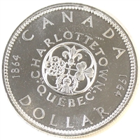 1964 Canada Dollar Proof Like Cameo