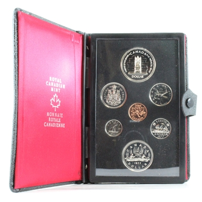 1977 Canada Specimen Double Dollar Set