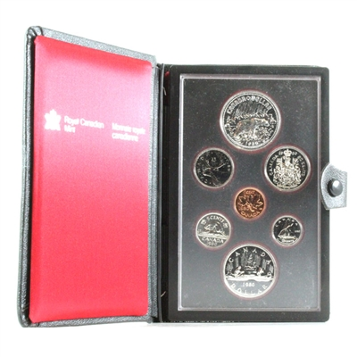1980 Canada Transfer of the Arctic Islands Specimen Double Dollar Set