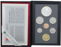1993 Canada Stanley Cup 100th Anniversary Proof Double Dollar Set