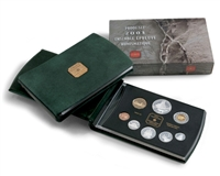 2003 Canada Discovery of Cobalt Proof Double Dollar Set