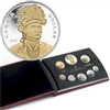 2007 Canada Thayendanegea (Joseph Brant) Proof Double Dollar Set