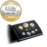 2016 Canada Transatlantic Cable 150th Anniversary Silver Proof Set (No Tax)