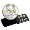 2017 Canada's 150th Our Home & Native Land SE Silver Proof Set (No Tax)