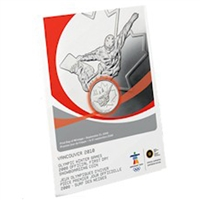 2008 Canada 25-cent Snowboarding Olympic First Day Cover