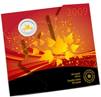 2009 Oh Canada 25-cent Gift Set.
