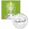 2011 Canada Birthday 7-coin Gift Set with struck 25ct