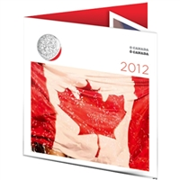 2012 Oh Canada 6-coin Gift Set