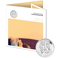 2012 Canada Baby 6-coin Gift Set with struck 25ct - 117368.