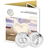 2012 Canada Wedding 6-coin Gift Set with struck 25ct.