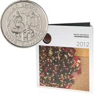 2012 Canada Holiday Gift Set