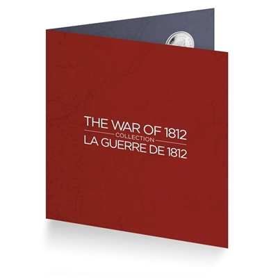 2012-2013 Canada The War of 1812 Commemorative Gift Set