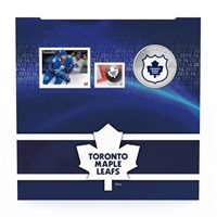 2014 Canada 25-cent Toronto Maple Leafs Pop-Up Jersey Coin & Stamp Set