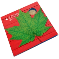 2014 Canada Oh Canada Gift Set with Commemorative Loon