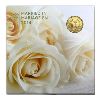 2014 Canada Wedding Gift Set