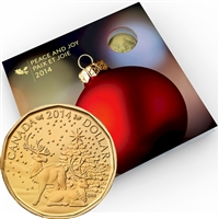 2014 Canada Holiday Gift Set with Special Struck $1