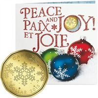 2015 Canada Holiday Gift Set with Snowflake Loon