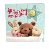 2017 Canada Baby Gift Set