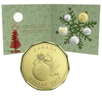 2017 Canada Holiday Gift Set
