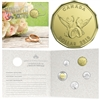 2018 Canada Wedding Gift set with Special Loon Dollar