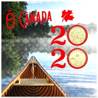 2020 O Canada Gift Set with Special Loon Dollar