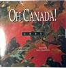 1995 Oh Canada Set (includes Peacekeeping Commemorative $1) Cover may have light wear
