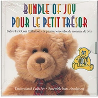 1997 Canada Bundle of Joy Baby 7-coin Set