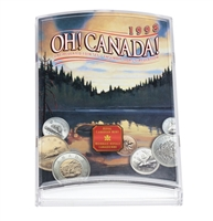 1998 Oh Canada Set