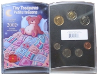 2002 Canada Tiny Treasures Baby Gift Set