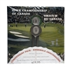 2004 Canada Golf 10-cent Gift Set