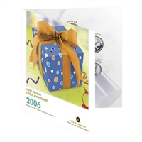 2006 Canada Birthday Gift Set