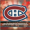 2006 Canada Montreal Canadiens NHL Coin Set with Colourized 25-Cents.