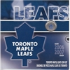 2007 Canada Toronto Maple Leafs NHL Coin Set with Colourized 25 Cents.