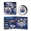 2007 Canada Edmonton Oilers NHL Coin Set with Colourized 25ct.