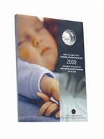 2008 Canada Baby Lullabies CD & Sterling Silver Dollar Set ***Sealed